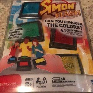 Electric Simon Flash Can you conquer the color ?